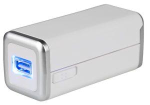 Batteripack kommer i alla storlekar. Som denna från Clas Ohlsson man stoppar i 4 st. AA batterier i.