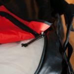 Mountain Hardwear Expedition Duffel zipper